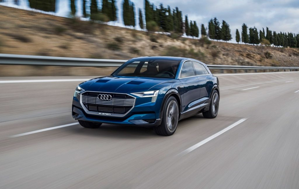 Audi aims to sell 800,000 electrified cars in 2025